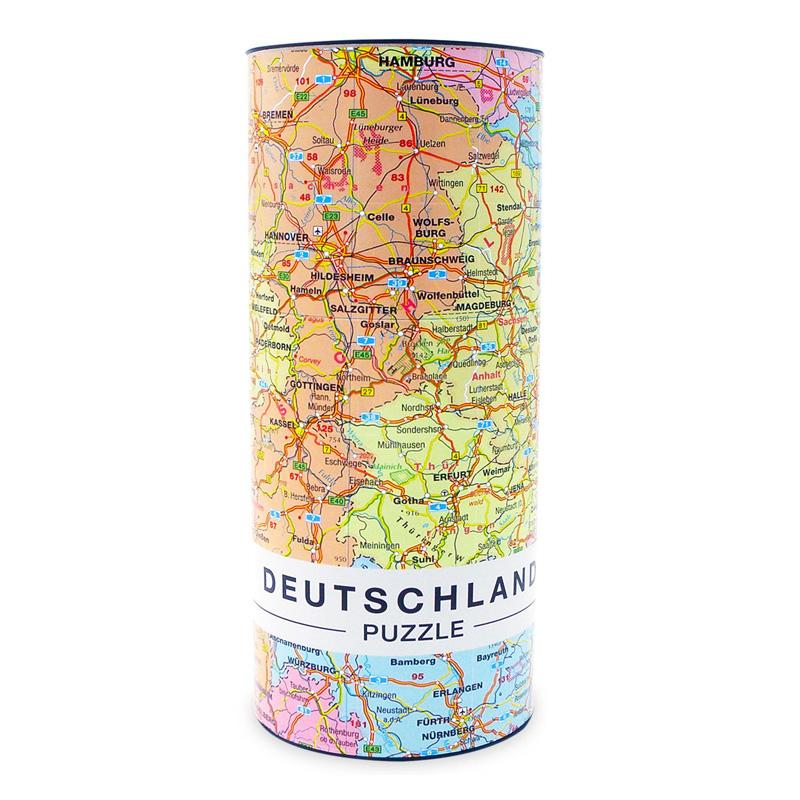 Deutschland Puzzle 1000 Teile