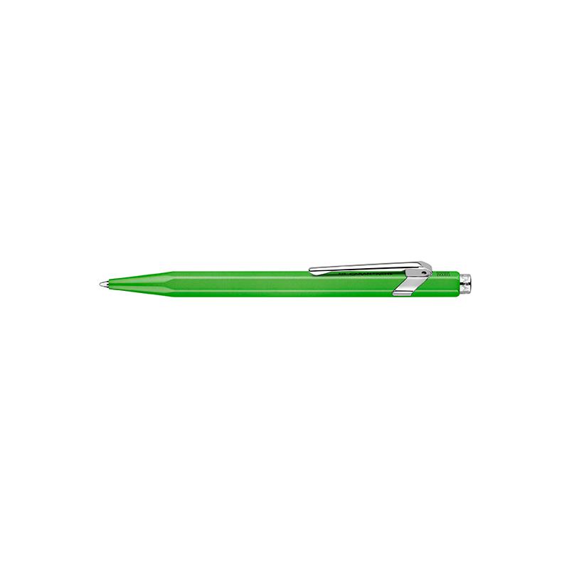 Caran D´Ache Kugelschreiber 849  CLASSIC LINE Fluo Grün