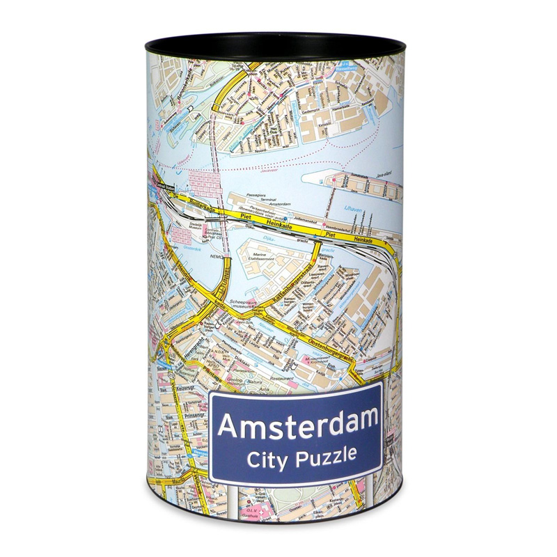 City Puzzle Amsterdam
