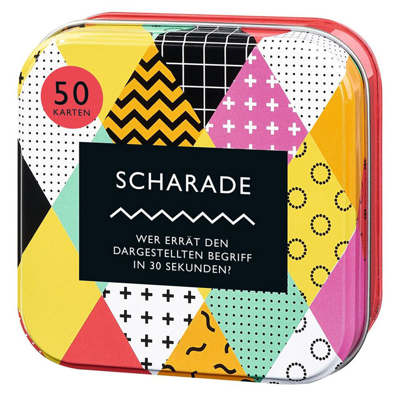 After Dinner Games - Scharade