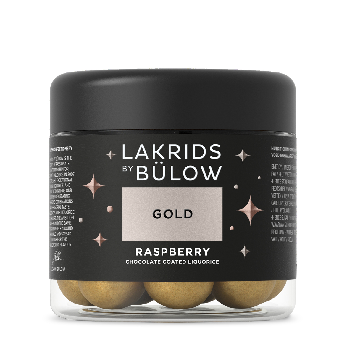 Lakrids Winter - Gold Rasberry