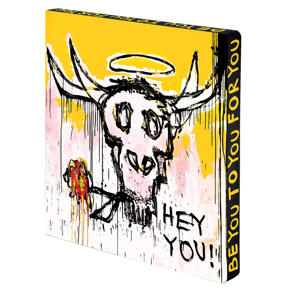 "NUUNA Notizbuch ""HEY YOU!"" by Marija Mandic"