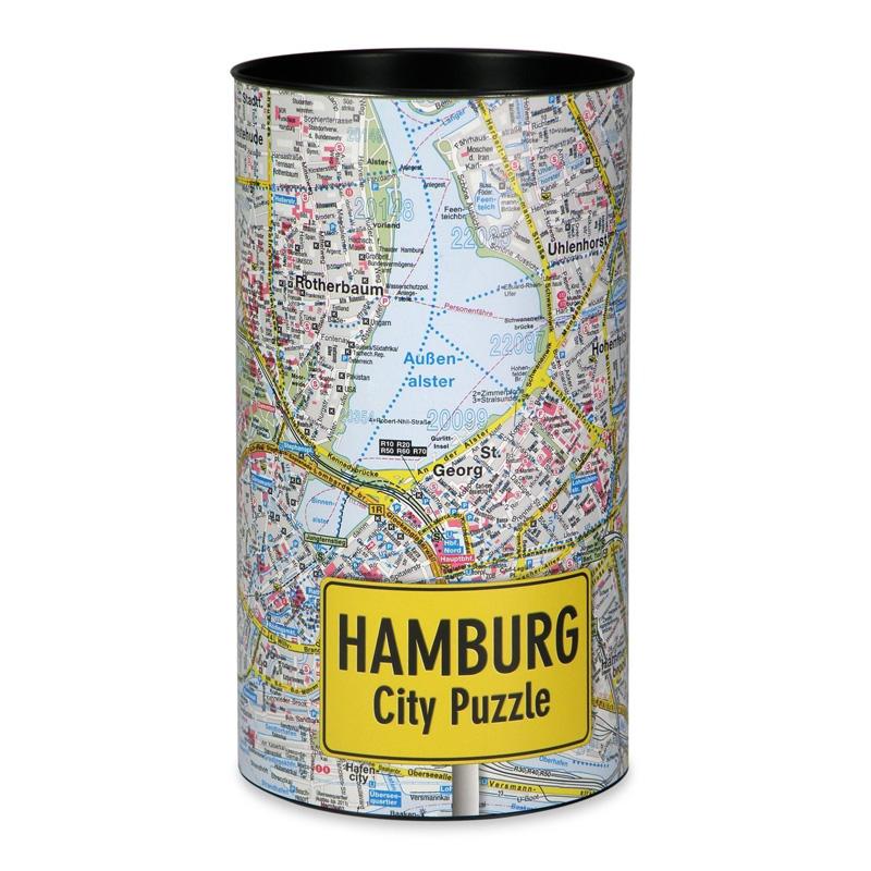 City Puzzle Hamburg