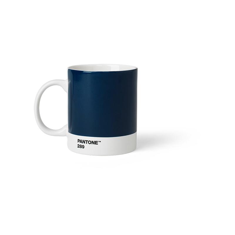 Pantone Porzellan-Becher dark blue 289