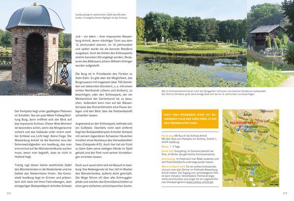 52 kleine & große Eskapaden im Münsterland