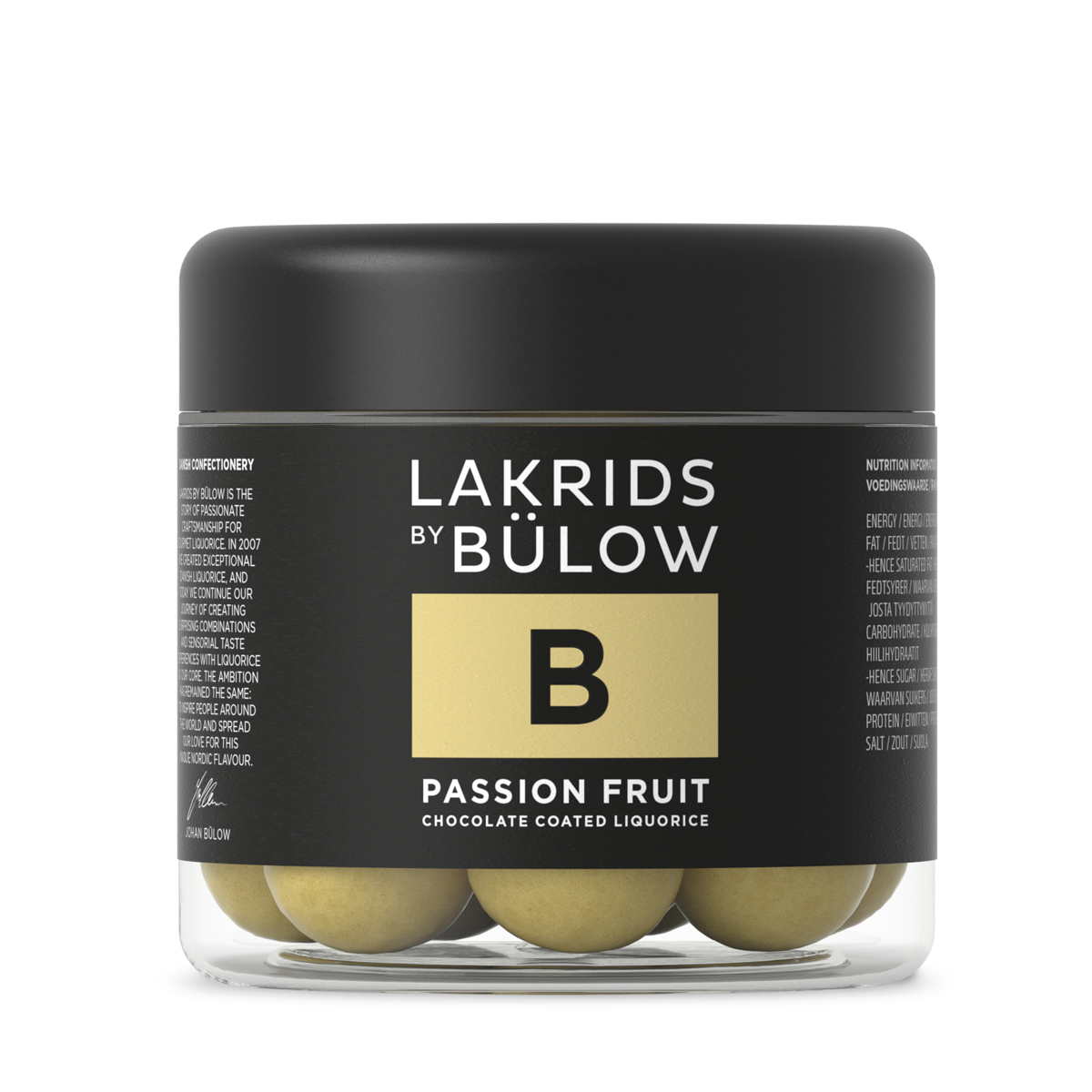 Lakrids B - Passion Fruit