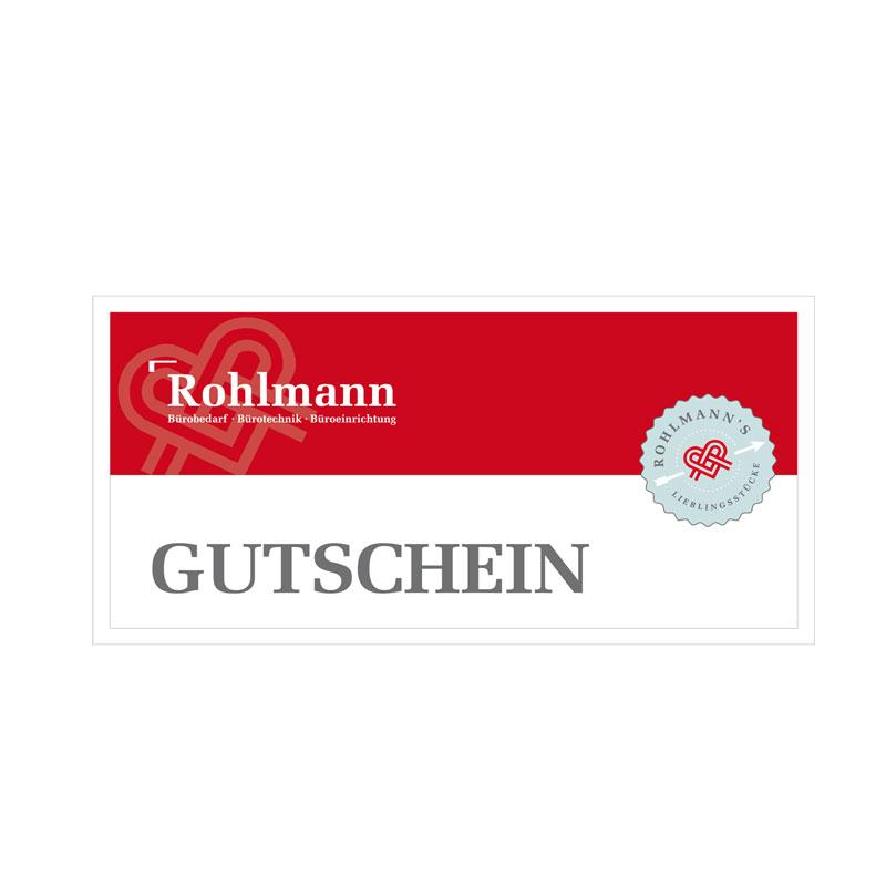 Rohlmann Geschenk-Gutschein