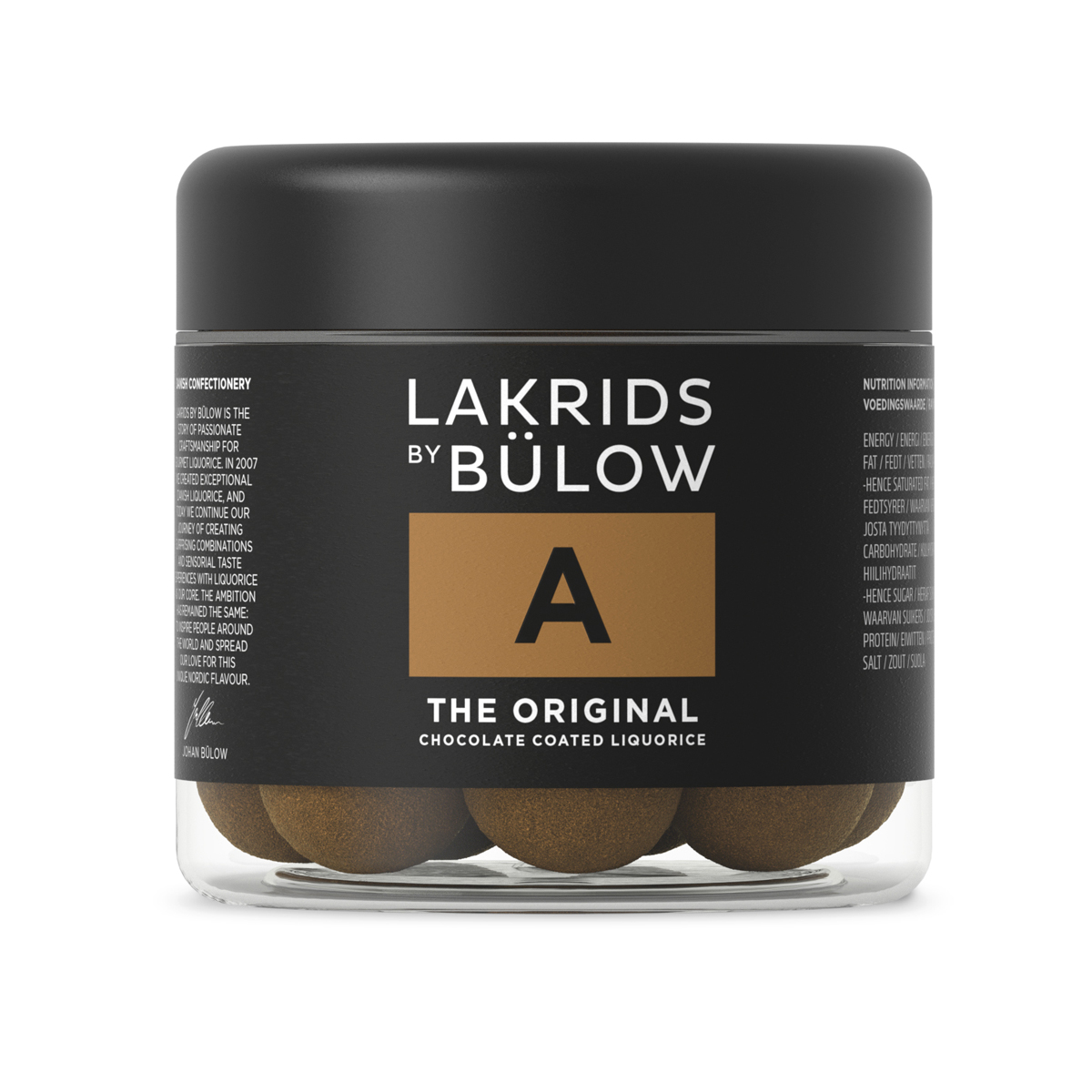 Lakrids A - The Original