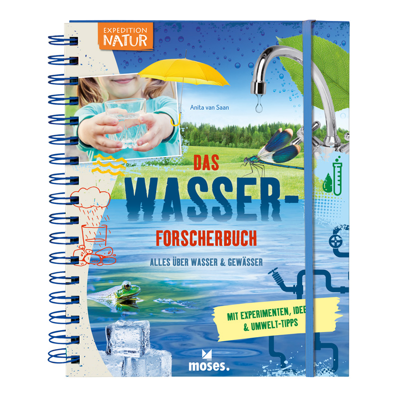 Expedition Natur - Das Wasserforscherbuch