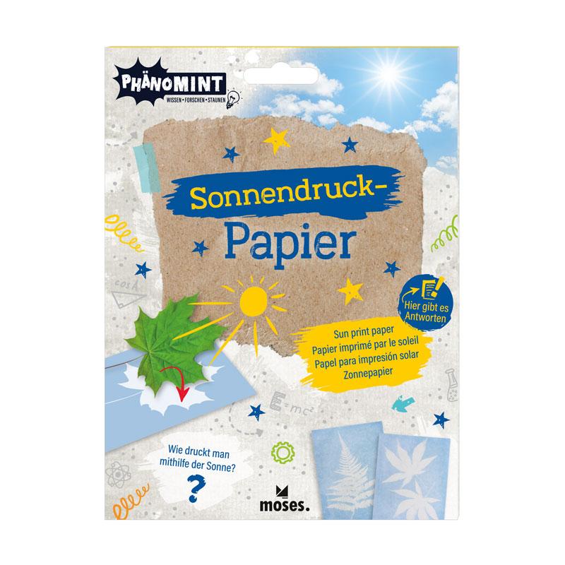 PhänoMint Sonnendruckpapier