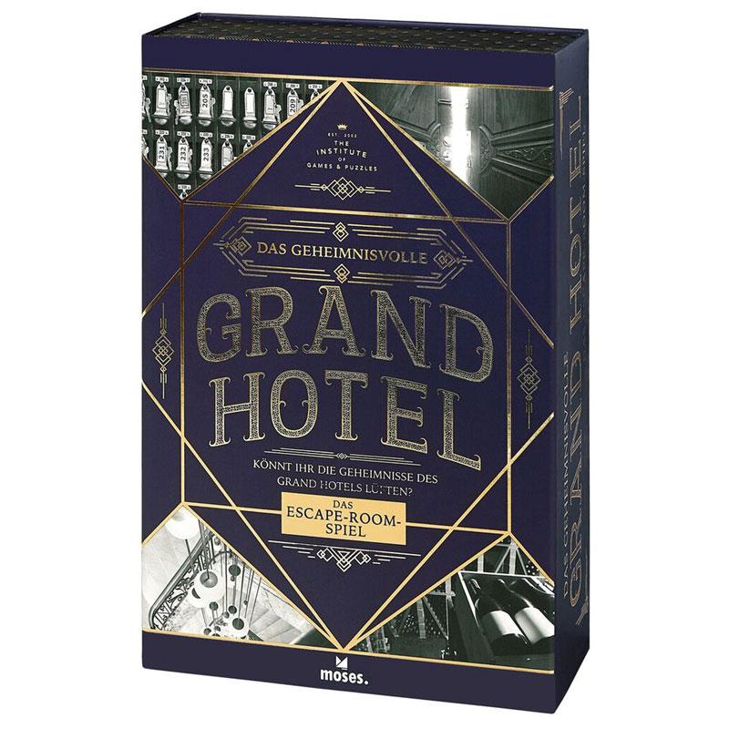 Das geheimnisvolle Grand Hotel - Escape-Room-Spiel