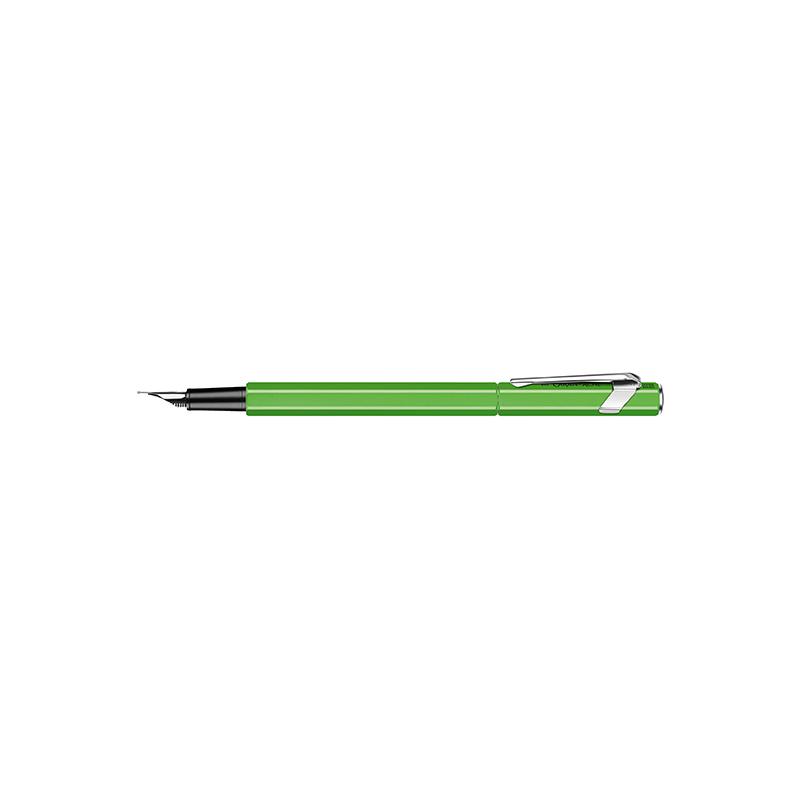 Caran D´Ache Füllhalter 849 CLASSIC LINE Grün Fluo
