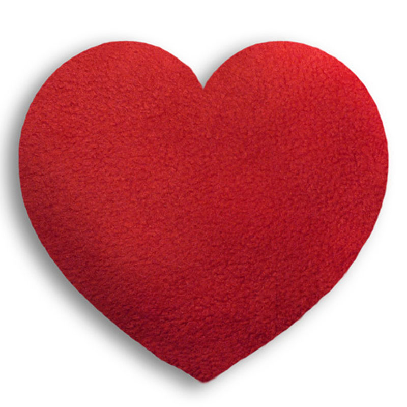 Wärmekissen Herz klein