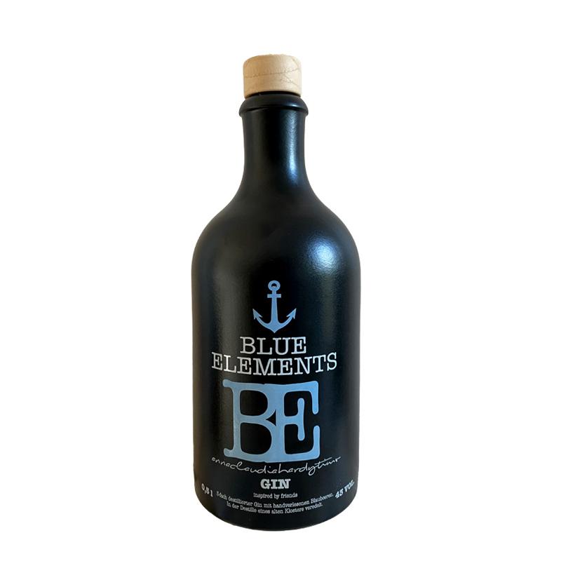 BLUE ELEMENTS GIN - 100ml